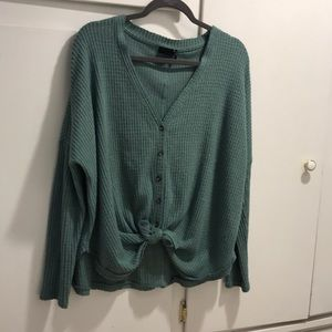 Urban Outfitters oversized Long Sleeve